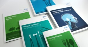 NHS suply chain booklets