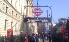 Westminster tube