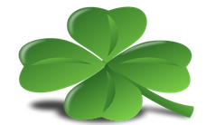 Illustration-Of-A-Four-Leaf-Clover-10231317105B70BA