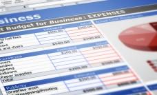 Business Budget Spreadsheet