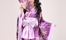 Home-Cos-Women-s-Anime-Clothes-Short-Kimono-Maid-Equipment-Lolita-Purple-Cosplay-Costumes-Cos-Dress
