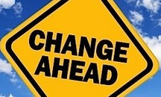 change ahead