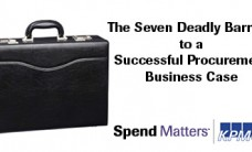 procurement business case