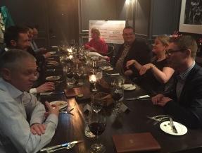 Bravo RWS dinner 2015