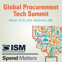 Global Procurement Technology Summit