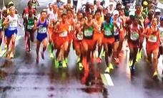 Olympics marathon