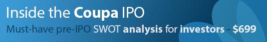 Coupa Pre-IPO SWOT