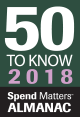 50 to Know badge