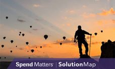 Q1 2019 Spend Matters SolutionMap procurement software company rankings