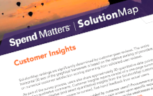Procurement Research - Spend Matters Content