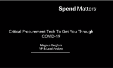 procurement technology