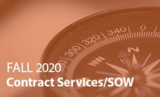 Contract ervices SOW Fall 2020 solutionmap