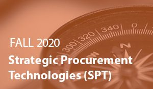 Fall 2020 solutionmap strategic procurement technologies