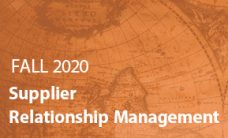 Fall 2020 SRM Provider score summary