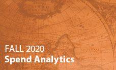 Spring 2020 Spend Analytics Provider Scoring Summary