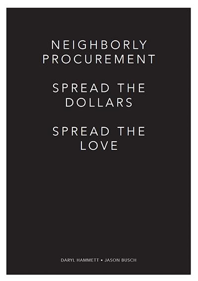 Download: Neighborly Procurement