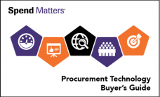 Buying procurement technology