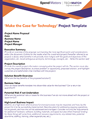 Making the Case for Technology Template Cover Image